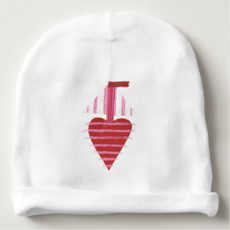 Loveheart Boat Baby Hat Baby Beanie