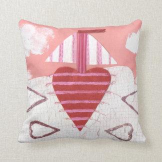 Loveheart Boat Cushion