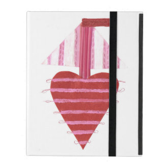 Loveheart Boat I-Pad 2/3/4 Case