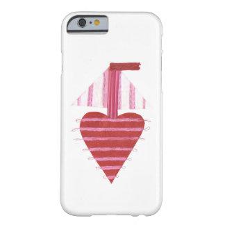 Loveheart Boat I-Phone 6/6s Case