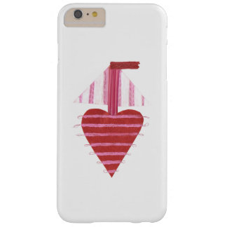 Loveheart Boat I-Phone 6/6s Plus Case