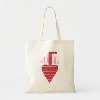 Loveheart Boat No Background Bag
