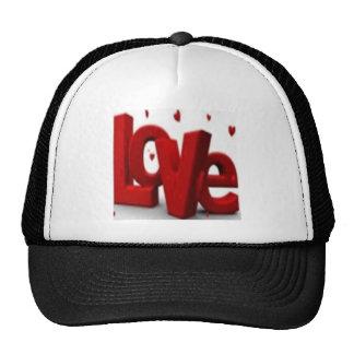 LOVEHEARTS TRUCKER HAT