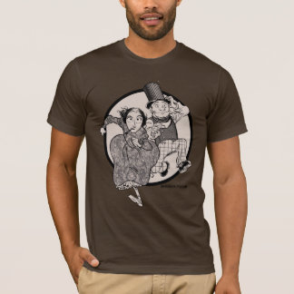 Lovelace and Babbage Leap T-Shirt
