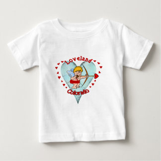 Loveland Colorado Baby T-Shirt