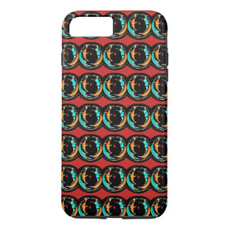Lovely African beautiful tradition amazing colors iPhone 8 Plus/7 Plus Case