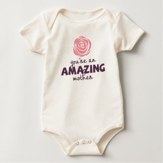 Lovely Amazing Mother Mother's Day | Bodysuit