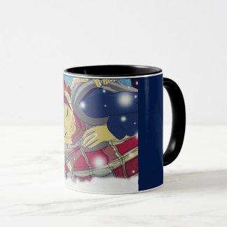 Lovely animated mug