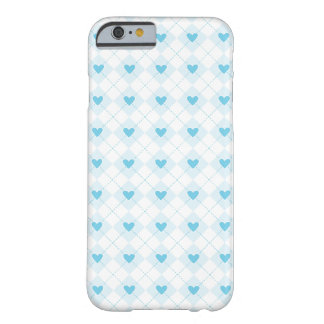 Lovely Argyle Barely There iPhone 6 Case