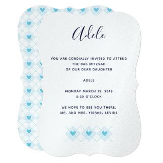 Lovely Argyle Card