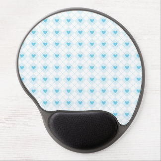 Lovely Argyle Gel Mouse Pad