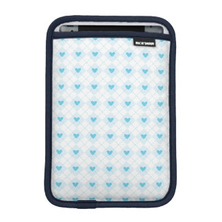 Lovely Argyle iPad Mini Sleeve