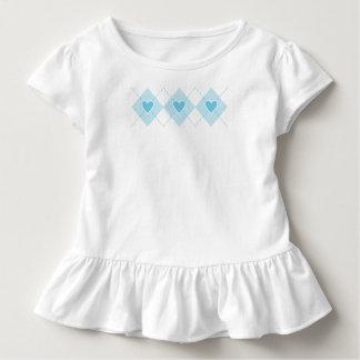 Lovely Argyle Toddler T-shirt