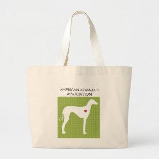 Lovely Azawakh Tote Bag