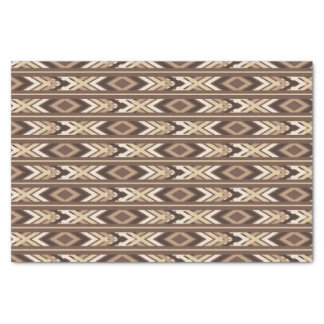Lovely Aztec pattern Tissue Paper