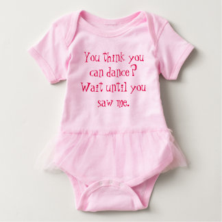 Lovely baby girl tutu! baby bodysuit