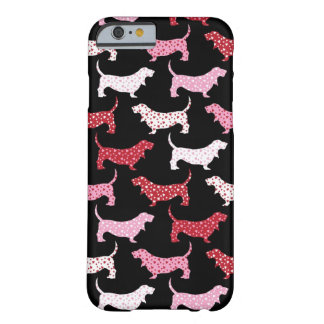 Lovely Bassets Barely There iPhone 6 Case