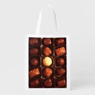 Lovely Box of Chocolates Market Totes
