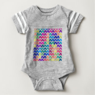 Lovely Chevron Baby Bodysuit