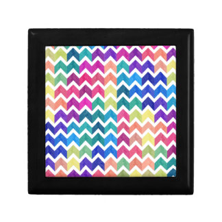 Lovely Chevron Gift Box