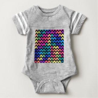 Lovely Chevron II Baby Bodysuit