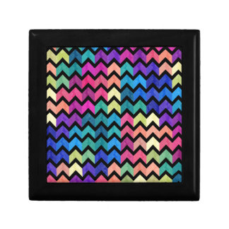 Lovely Chevron II Gift Box