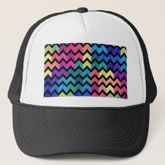 Lovely Chevron II Trucker Hat