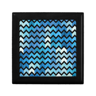 Lovely Chevron III Gift Box
