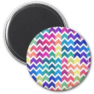 Lovely Chevron Magnet