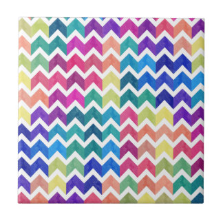 Lovely Chevron Tile