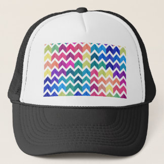 Lovely Chevron Trucker Hat