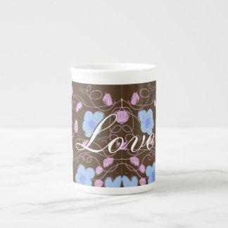 Lovely Chocolate Mug