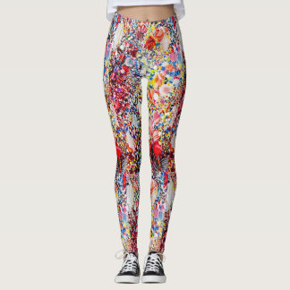 Lovely colourful  Leggings