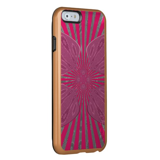 Lovely Colourful S Abstract and Geometric Pattern Incipio Feather® Shine iPhone 6 Case
