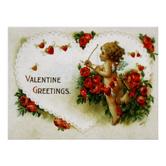 Lovely Cupid Poster