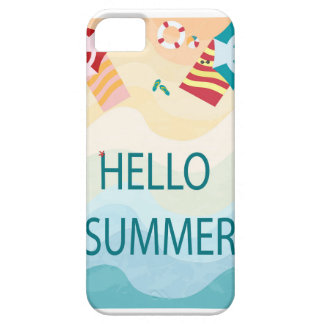 Lovely cute adorable sea beach funny item iPhone 5 cover