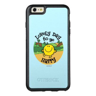 Lovely Day To Be Mr. Happy OtterBox iPhone 6/6s Plus Case