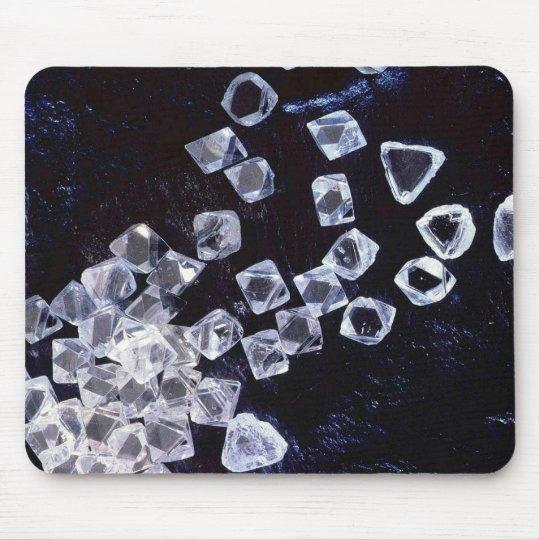 Lovely Diamonds Mouse Pad