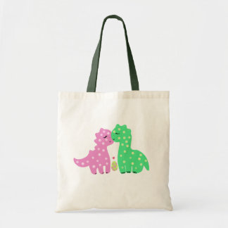 """Lovely Dinos"" Tote"