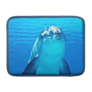 Lovely Dolphin Underwater Sea Life MacBook Air Sleeve