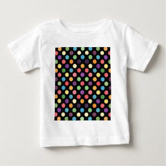 Lovely Dots Pattern IX Baby T-Shirt