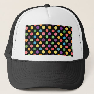 Lovely Dots Pattern IX Trucker Hat