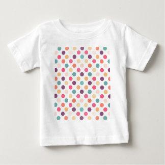 Lovely Dots Pattern XI Baby T-Shirt