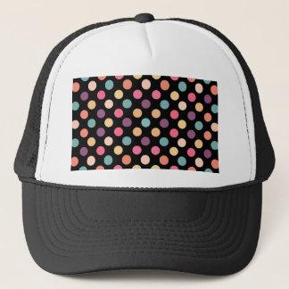 Lovely Dots Pattern XII Trucker Hat