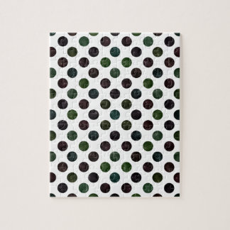 Lovely Dots Pattern XIII Jigsaw Puzzle