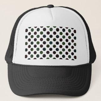 Lovely Dots Pattern XIII Trucker Hat