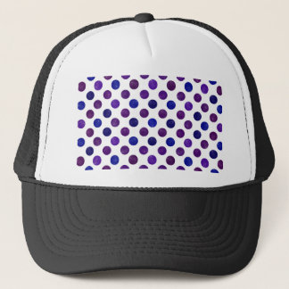 Lovely Dots Pattern XV Trucker Hat