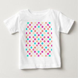 Lovely Dots Pattern XVI Baby T-Shirt