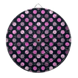 Lovely Dots Pattern XVII Dartboard