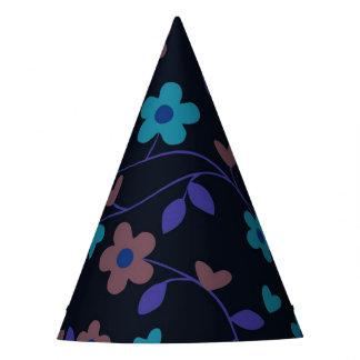 lovely floral 415D (I) Party Hat